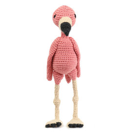 TOFT CINDY THE FLAMINGO KIT - ENGLISH