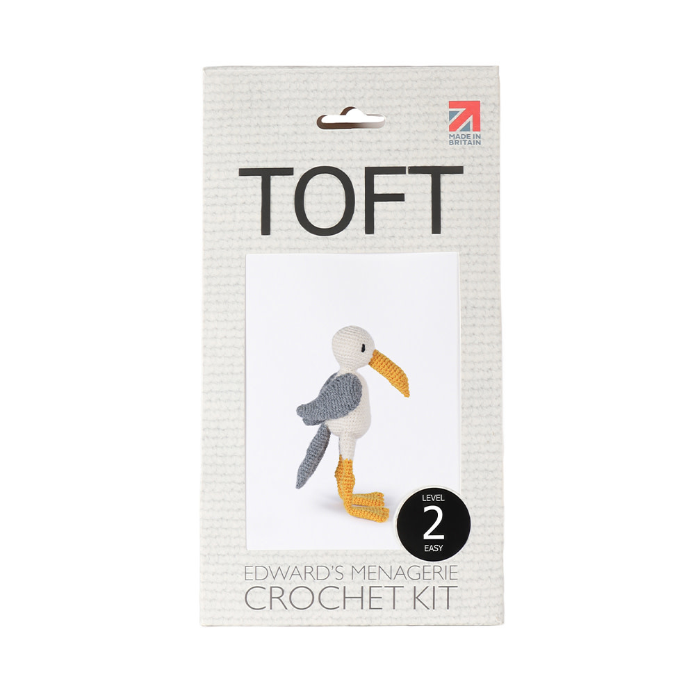 TOFT DAVE THE SEAGULL KIT - ENGLISH