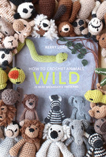 TOFT HOW TO CROCHET ANIMALS: WILD by KERRY LORD