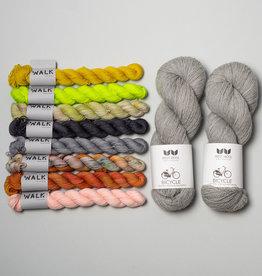 Westknits WK PAINTING WAVES - KIT 2