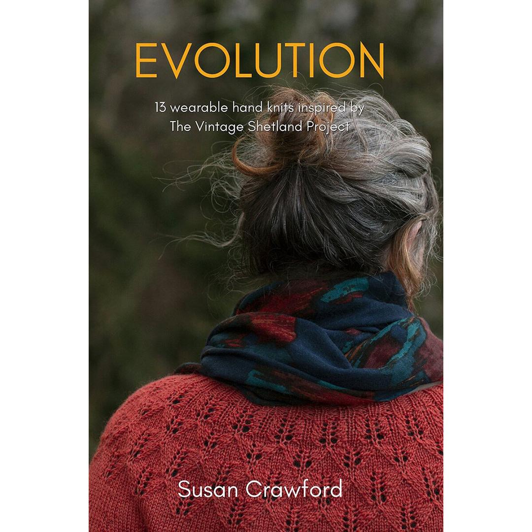 EVOLUTION by SUSAN CRAWFORD