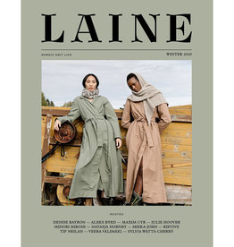 PRE-SALE: LAINE NORDIC KNIT LIFE - ISSUE 10