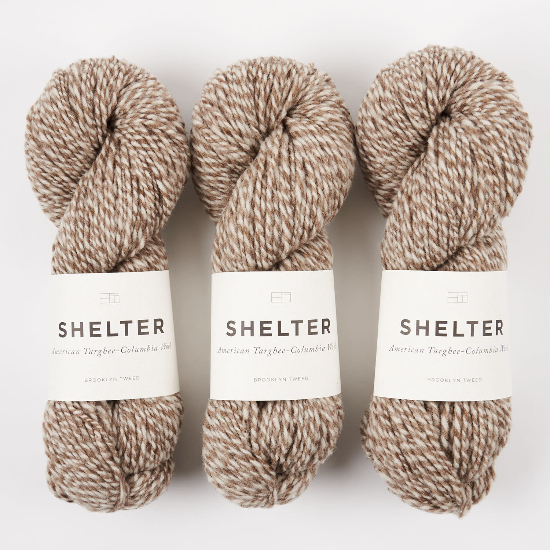 Brooklyn Tweed SHELTER CARIBOU