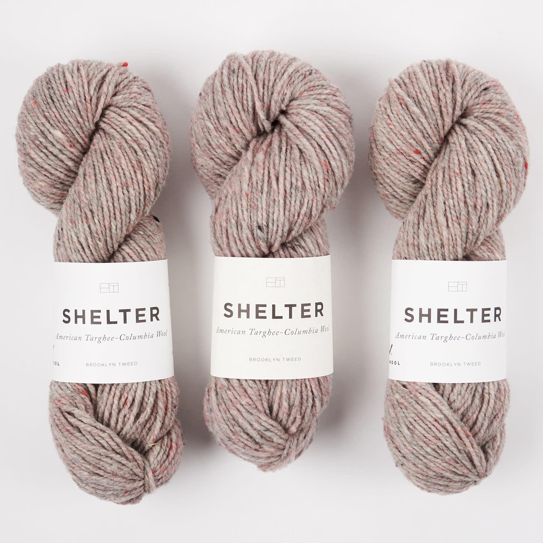 Brooklyn Tweed SHELTER POSTCARD