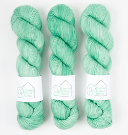 ​AT Haynes House Yarn RUSTIC FINGERING - LIQUID MERMAID