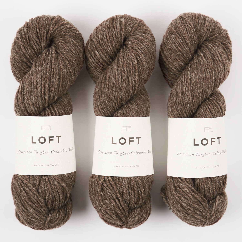 Brooklyn Tweed LOFT NEST