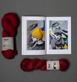 Westknits WK HIBERKNITTING HAT - KIT BERRY