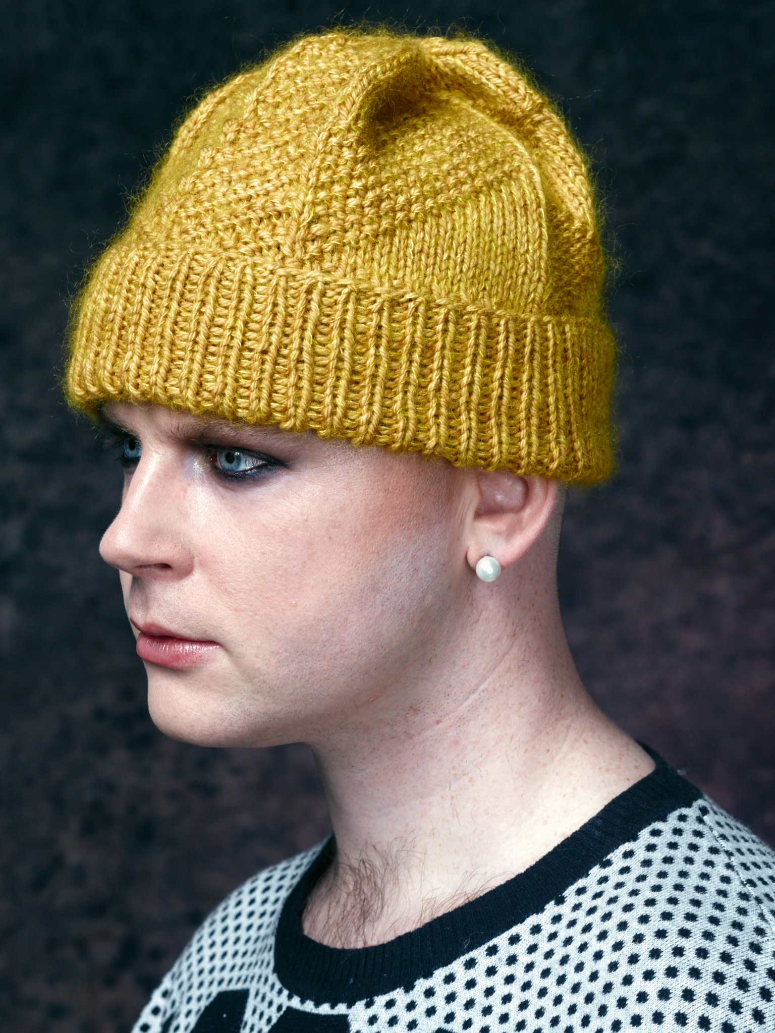 Westknits WK HIBERKNITTING HAT - KIT ROSWITHA