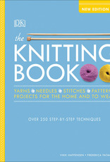THE KNITTING BOOK by VIKKI HAFFENDEN & FREDERICA PATMORE