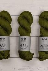 Westknits WK BONEYARD SHAWL - KIT GREEN OLIVE