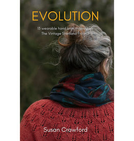 EVOLUTION by SUSAN CRAWFORD  (slightly damaged)