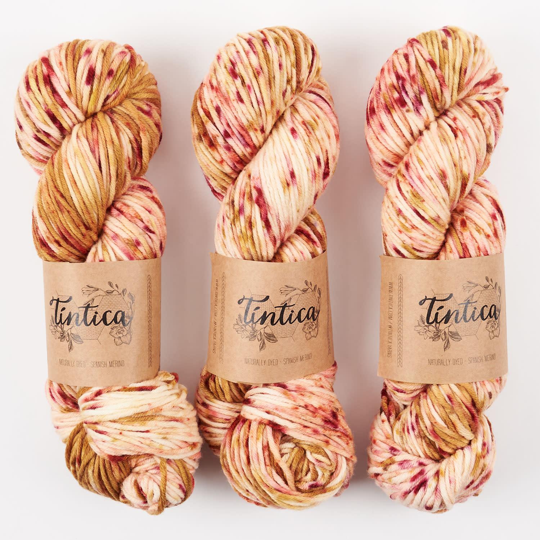 Tíntica MERINO WORSTED - AUTUMN FRUIT