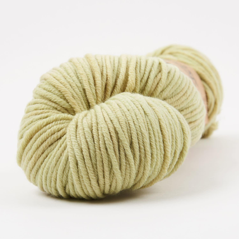 Tíntica MERINO WORSTED - CREAMY GREEN