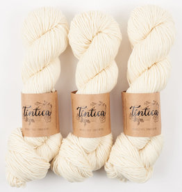 Tíntica MERINO WORSTED - UNDYED