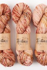 Tíntica MERINO FINGERING SOCK - FAIRY WING STEPHEN & PENELOPE BESPOKE COLOURWAY