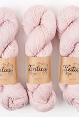 Tíntica MERINO FINGERING SOCK - GRINK
