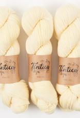 Tíntica MERINO FINGERING SOCK - LEMONADE