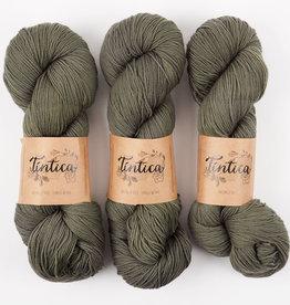 Tíntica MERINO FINGERING SOCK - SHADOWS IN THE WOODS
