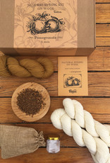 Tíntica NATURAL DYEING KIT - POMEGRANATE
