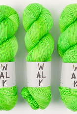 WALK collection COTTAGE MERINO - CHLOROPHYLL