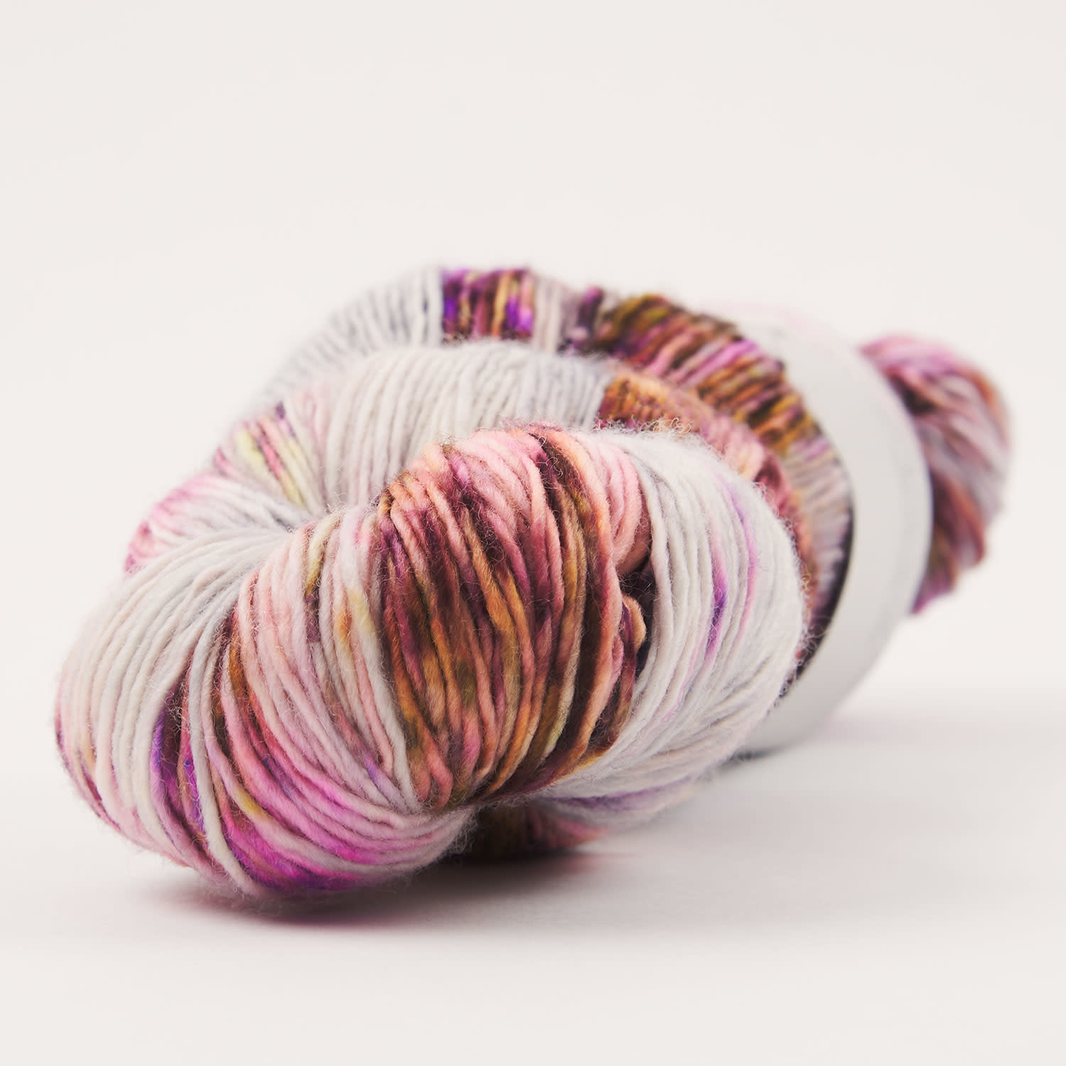 WALK collection COTTAGE MERINO - DRIED ROSES
