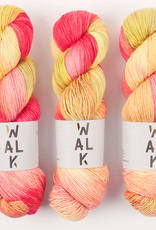 WALK collection COTTAGE MERINO - FIRE LILY