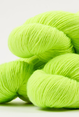 WALK collection COTTAGE MERINO - LIME SODA