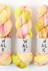 WALK collection COTTAGE MERINO - PINK POISON