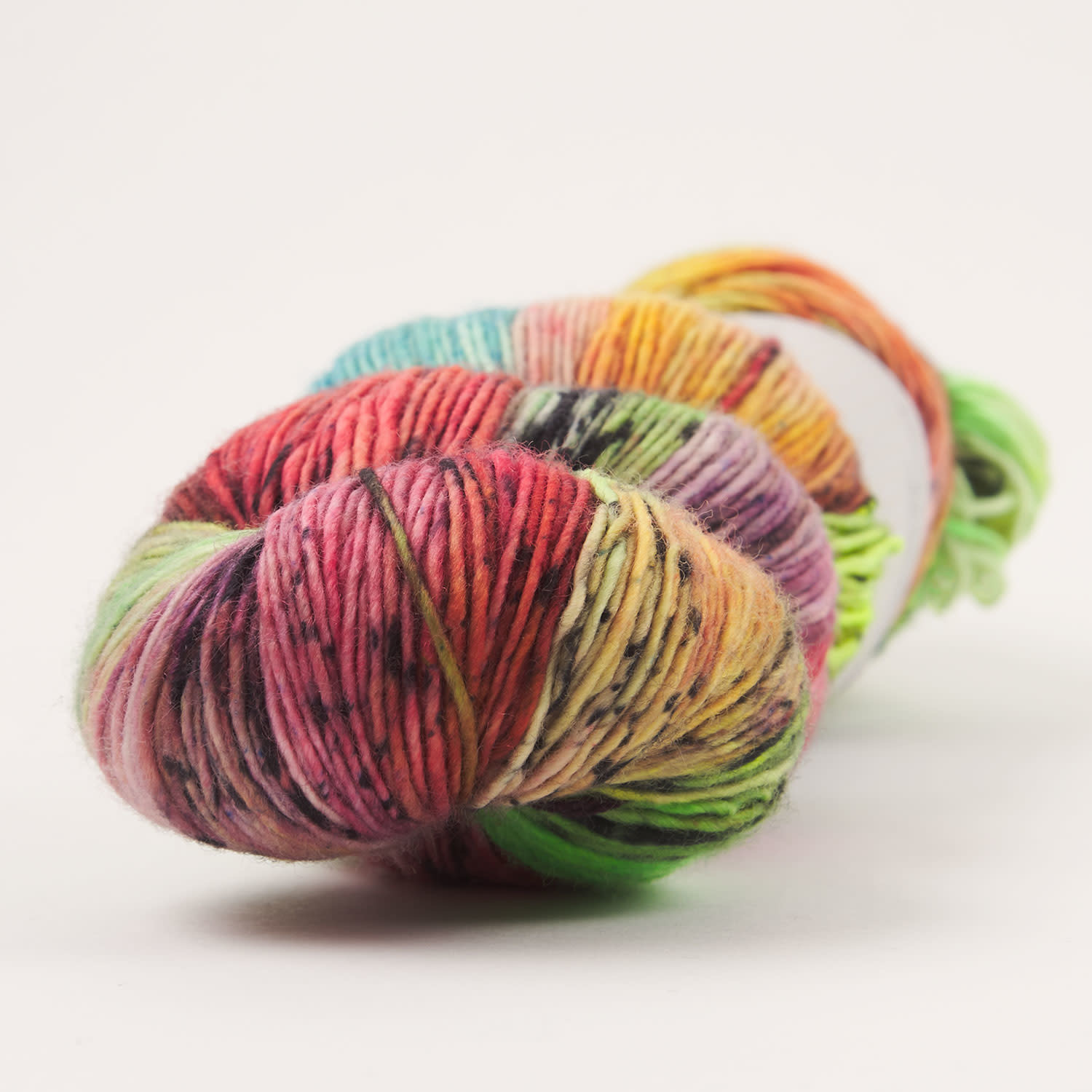 WALK collection COTTAGE MERINO - SPECKLED RAINBOW