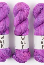 WALK collection COTTAGE MERINO - WILD ORCHID