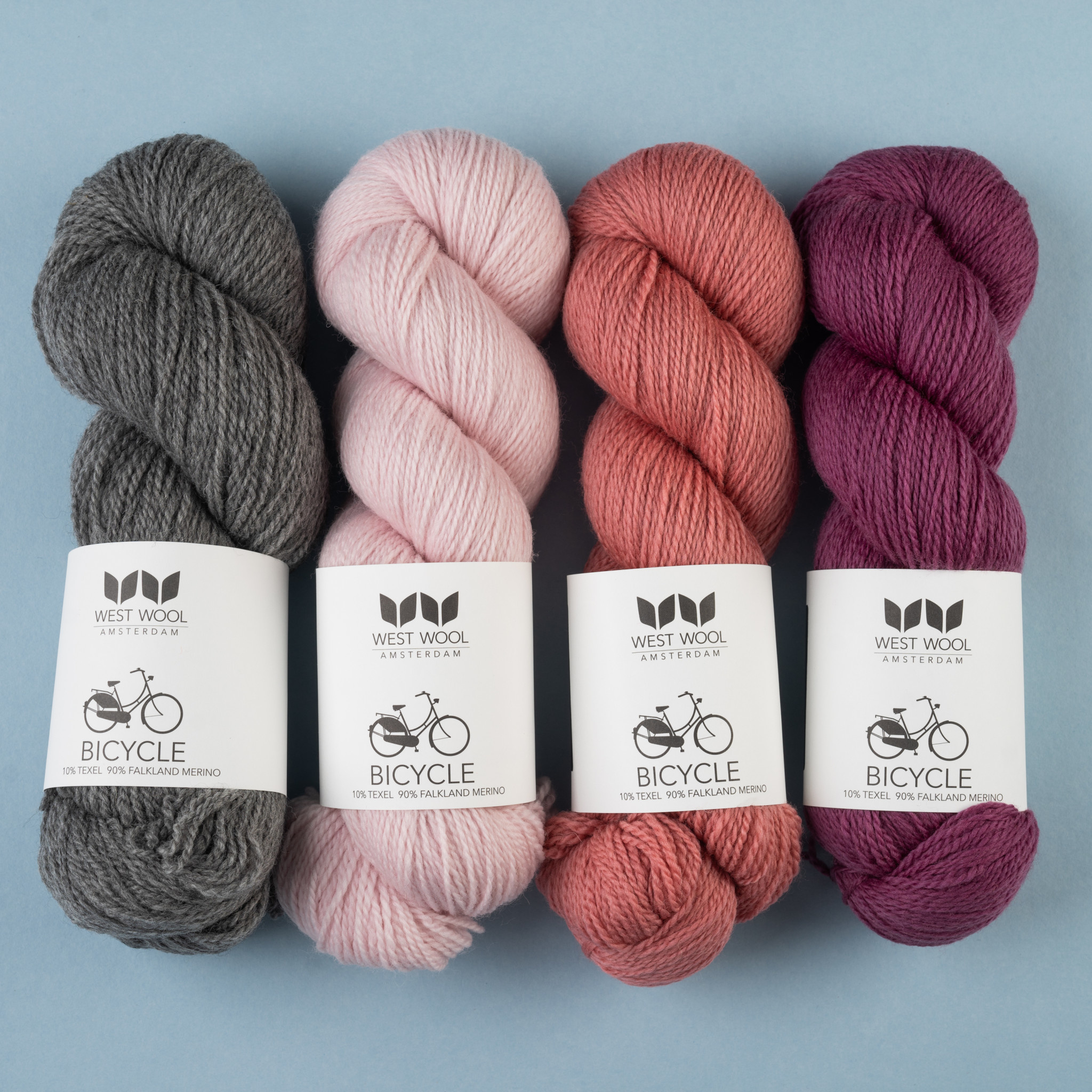 Westknits CONTRAST QUAD - KIT WW3