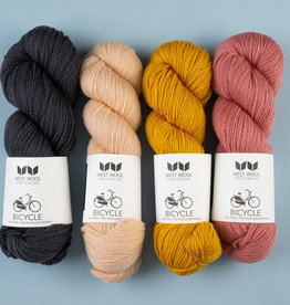 Westknits CONTRAST QUAD - KIT WW4