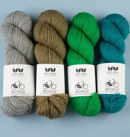 Westknits CONTRAST QUAD - KIT WW8