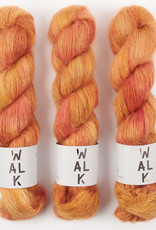 WALK collection KID MOHAIR LACE - AUTUMN GLOW