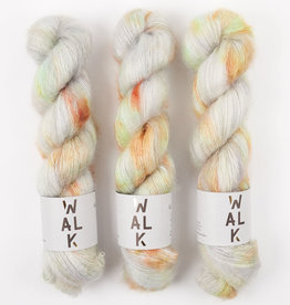 WALK collection KID MOHAIR LACE - BEACH FOAM