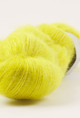 WALK collection KID MOHAIR LACE - CHARTREUSE