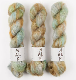 WALK collection KID MOHAIR LACE - GRANITE