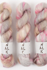 WALK collection KID MOHAIR LACE - LADY WOLF