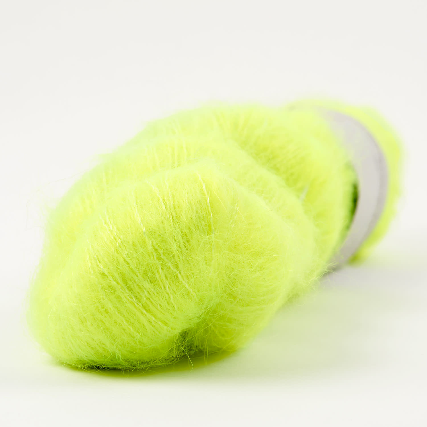 WALK collection KID MOHAIR LACE - LIME SODA