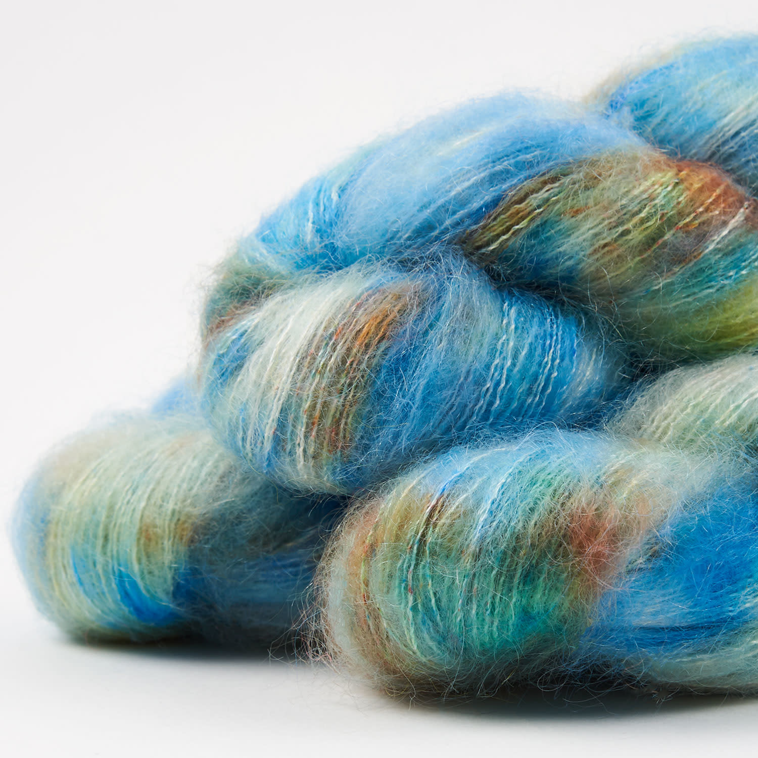 WALK collection KID MOHAIR LACE - LITTLE ISLAND