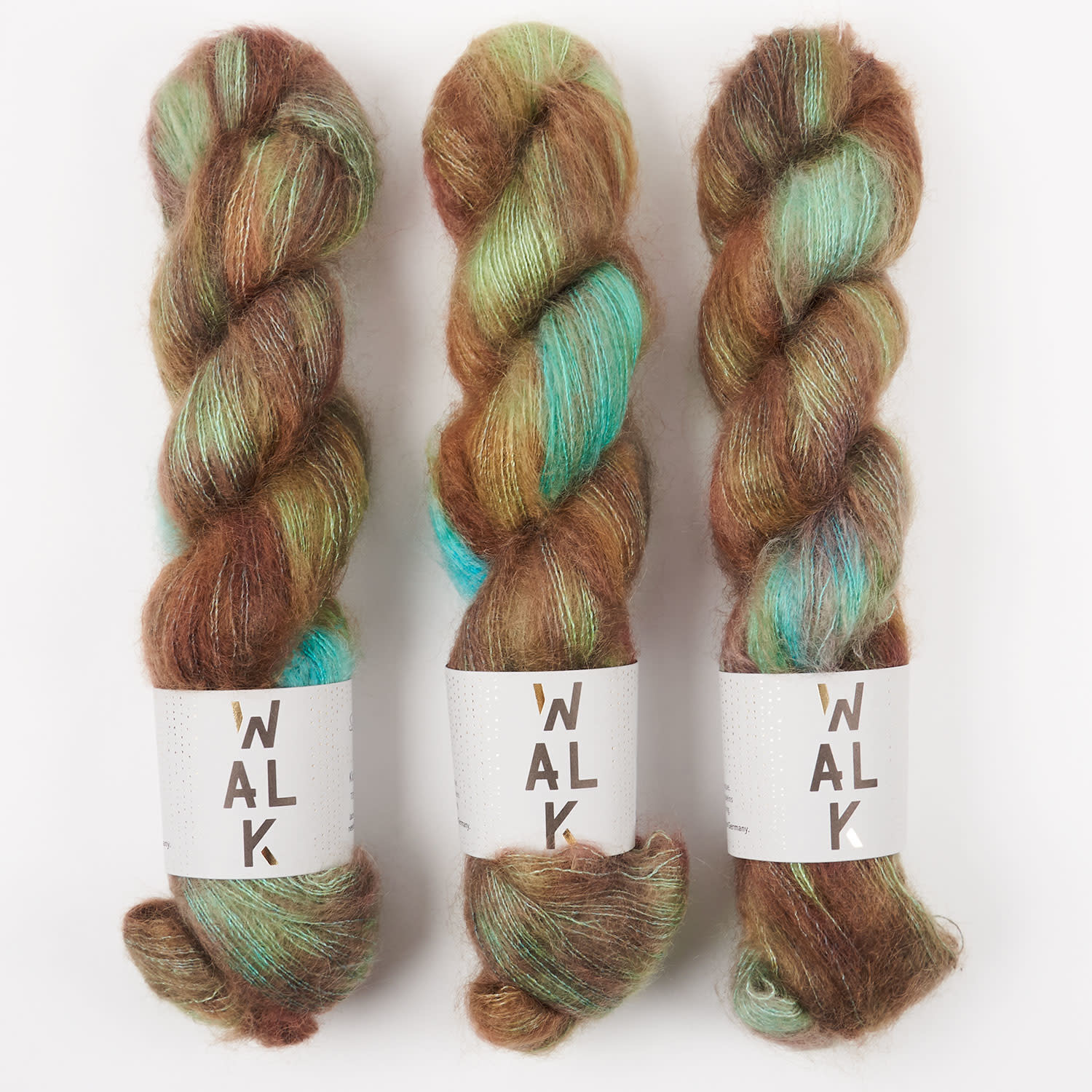 WALK collection KID MOHAIR LACE - SALINA