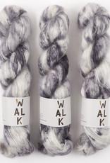 WALK collection KID MOHAIR LACE - SALT & PEPPER