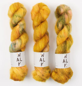 WALK collection KID MOHAIR LACE - SOLAR SYSTEM