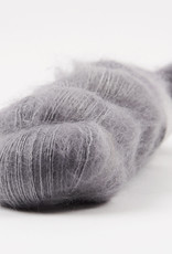 WALK collection KID MOHAIR LACE - STONE