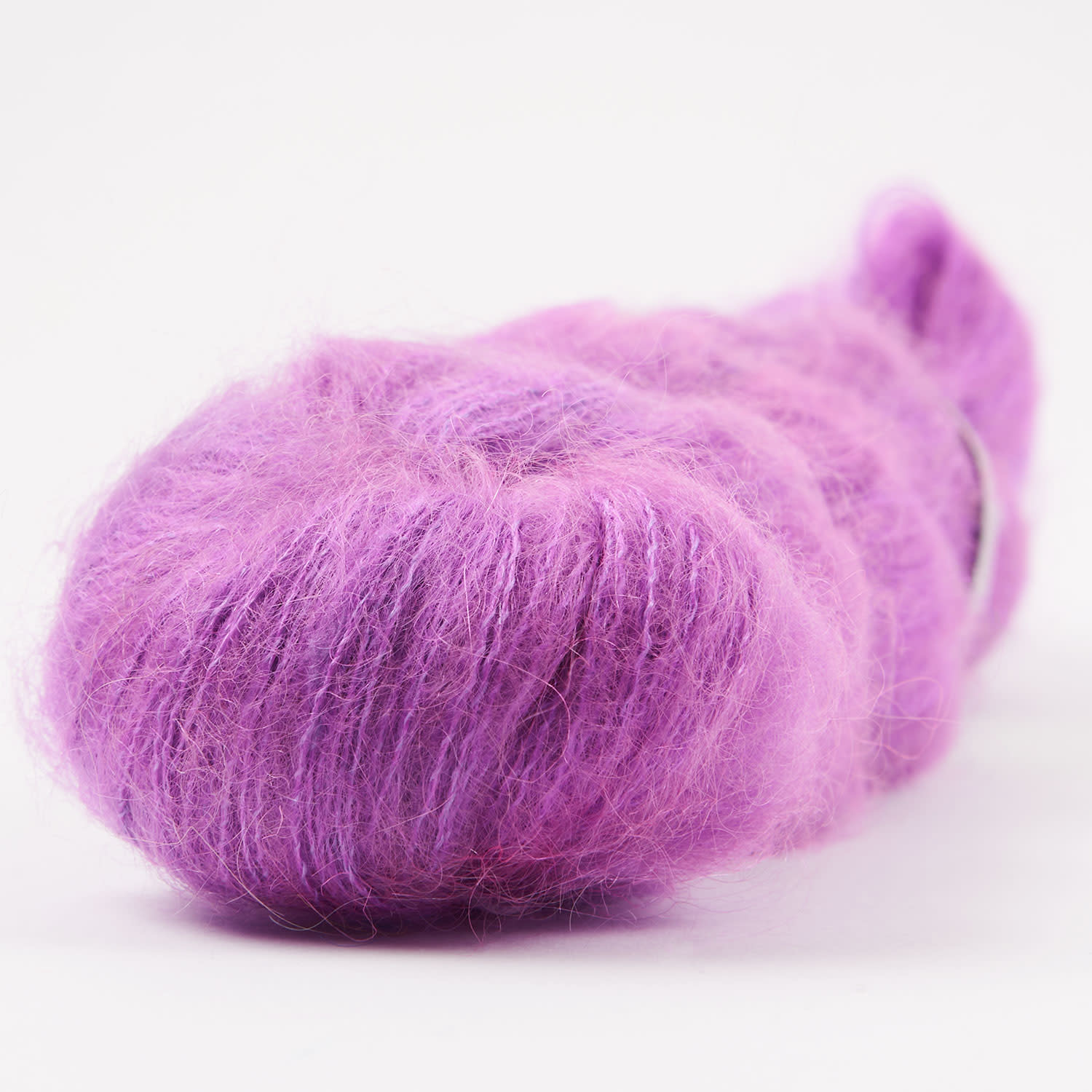 WALK collection KID MOHAIR LACE - WILD ORCHID
