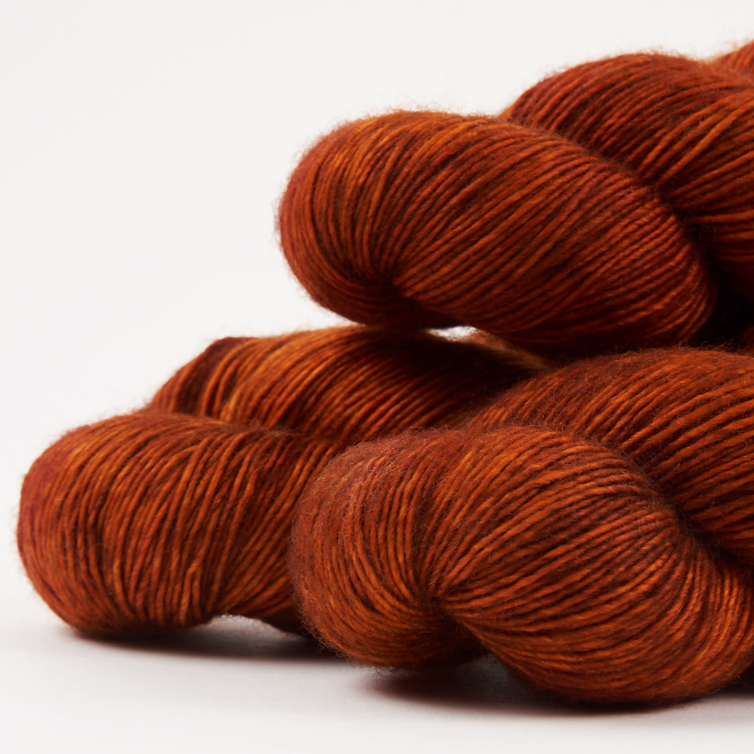 Giggling Gecko Yarns GGY - BURNT SPICE