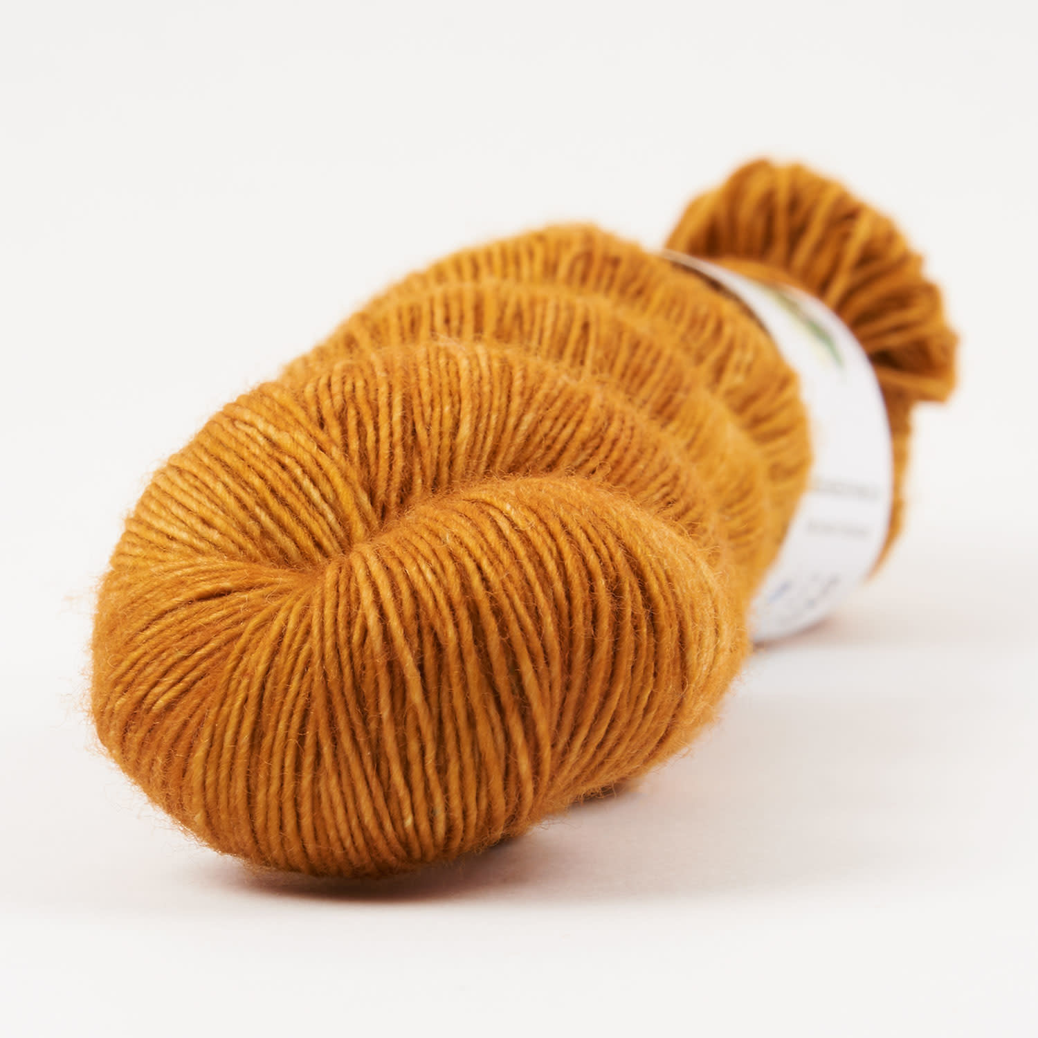 Giggling Gecko Yarns GGY - BUTTERSCOTCH