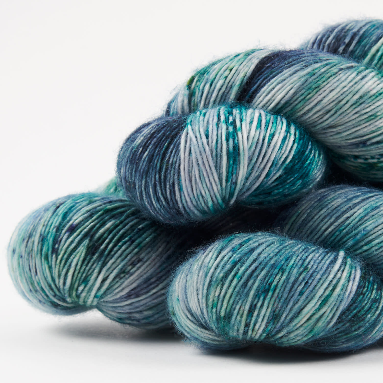Giggling Gecko Yarns GGY - LOST SEAGLASS
