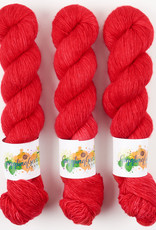 Giggling Gecko Yarns GGY - POMEGRANATE
