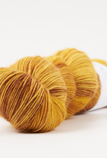 ​AT Haynes House Yarn RUSTIC FINGERING - CURRY GOAT